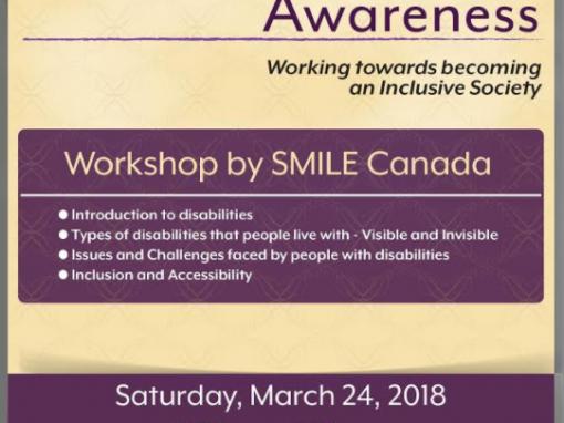 Raising Disability Awareness