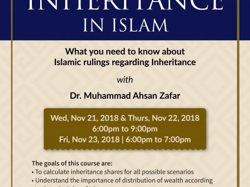 Inheritance Certificate Course