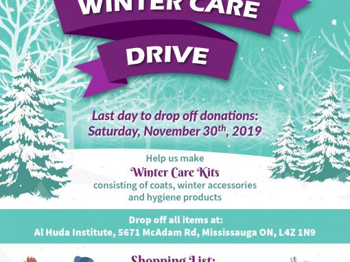 Winter Care Drive 2019