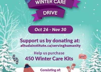 Winter Care Drive 2020
